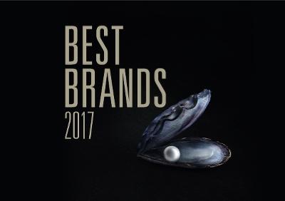 Best German Business Brands International - 2017 (Das