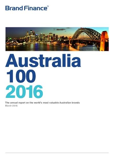 Brand Finance Australian Top 100